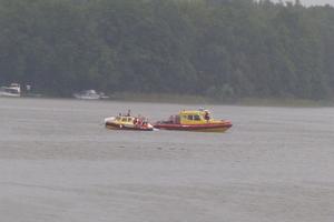 Akcja ratunkowa na Jezioraku! WOPR-owcy ratowali dzieci z półkolonii żeglarskich