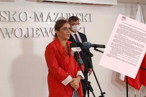 Olga Semeniuk wyjaśnia wątpliwości prezydenta Olsztyna. Zmiany w Polskim Ładzie