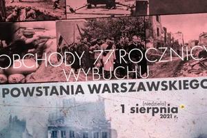 W niedzielę rocznica wybuchu Powstania Warszawskiego