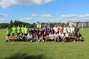 Turniej Szóstek Piłkarskich w Janowcu Kościelnym