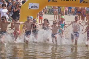 Dzikie pływanie w Wejsunach! Mistrzostwo w wodzie i na lądzie