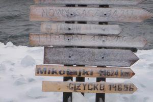 Moja przygoda na Antarktydzie