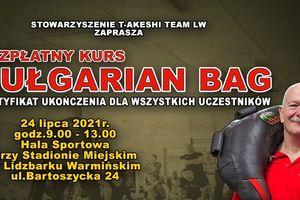 Darmowy kurs bulgarian bag z Lechem Kledzikiem w Lidzbarku Warmińskim