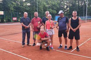 Walczyli o Puchar Prekursorów Oleckiego Bractwa Tenisowego