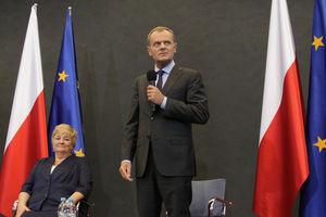 Donald Tusk wraca do polskiej polityki. Co to znaczy? Oceniają politycy z Warmii i Mazur