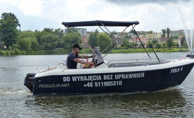 Wypożyczalnia sprzętu Łabędź zaprasza na wycieczki drogą wodną i lądową