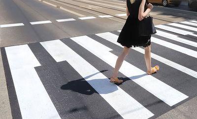 Bezpieczniejsze przejścia dla pieszych
