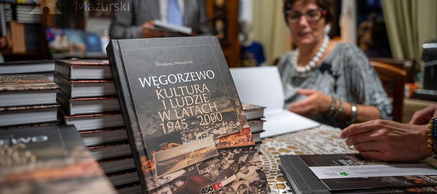 Węgorzewska monografia sentymentalna