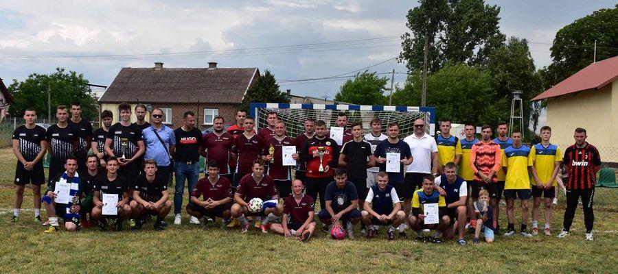 Piąta edycja turnieju piłkarskiego Glinki Cup o Puchar Wójta Gminy Radzanów