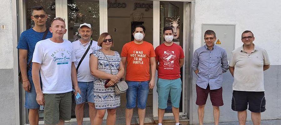 Nauczyciele z Olecka uczą się na wakacjach