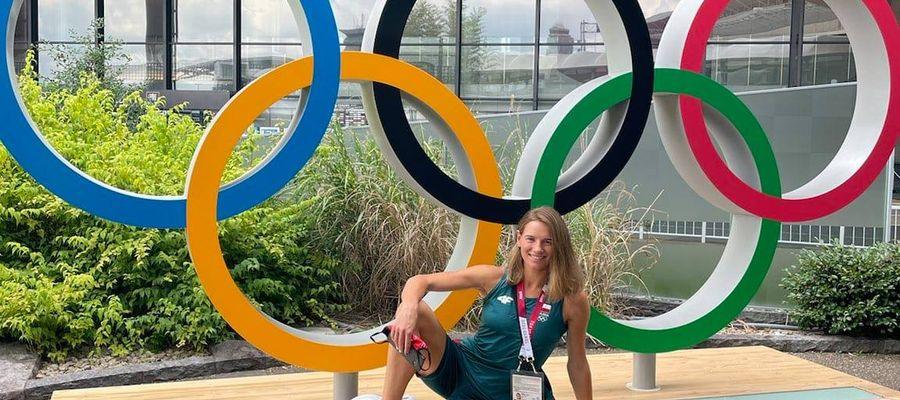Aleksandra Lisowska (AZS UWM Olsztyn) jest już w Japonii, ale na swój olimpijski start w maratonie przyjdzie jej poczekać do soboty 7 sierpnia