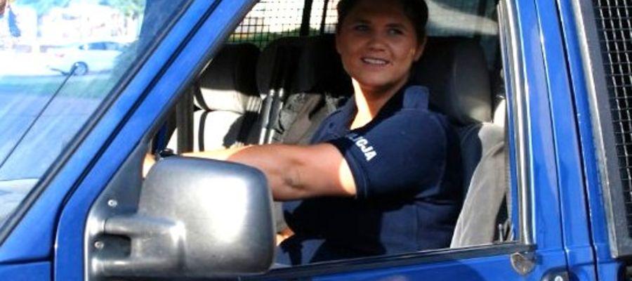 policjantka
