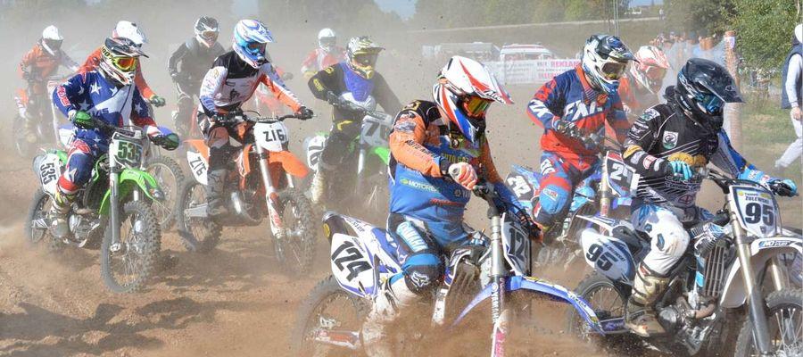 W II rundzie Mistrzostw Polski Orlen MXMP w Olecku wystartuje około 150 motocrossowców