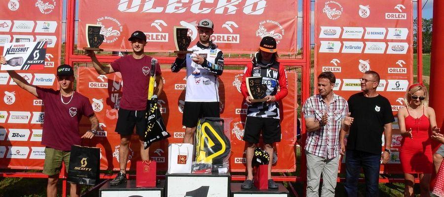 W II Rundzie Orlen MXMP w Olecku na starcie stanęło 125 czołowych  riderów w kraju
