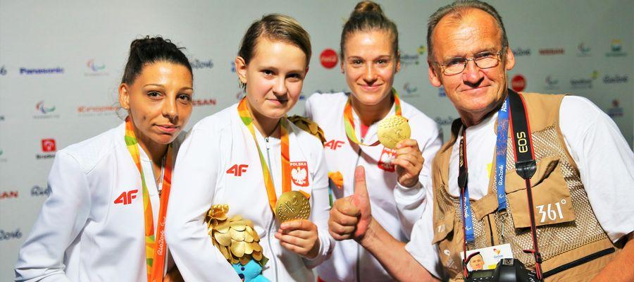 Bartoszycki fotograf na olimpiadzie