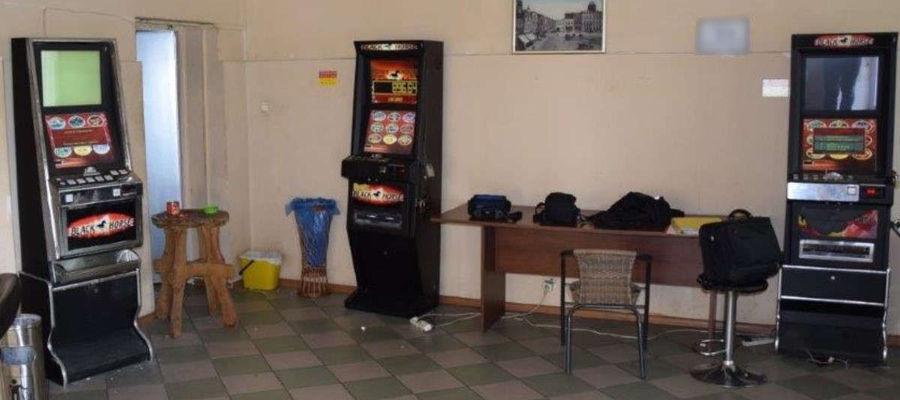 Napad rabunkowy w punkcie gier w Lubawie