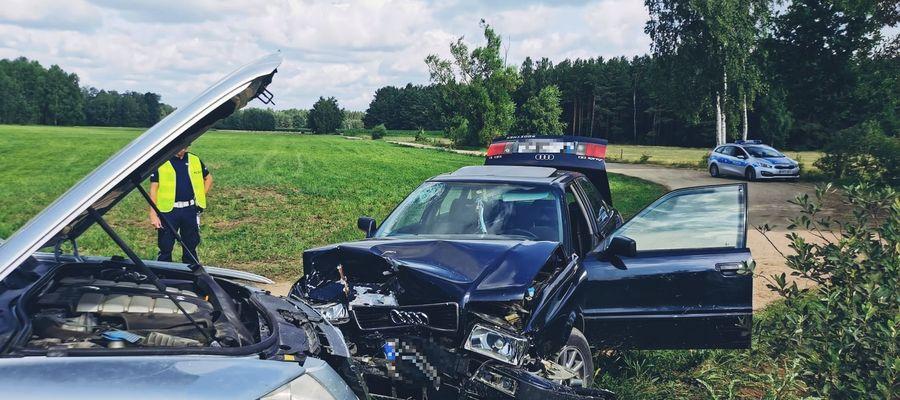 Niebezpieczne zdarzenia drogowe