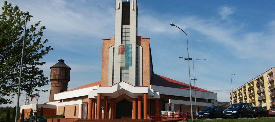 W tym kościele będzie można się zaszczepić przeciw Covid-19