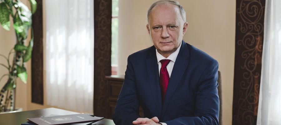 - Wśród planów są kolejne elektryczne autobusy i ulica Wileńska - zdradza burmistrz