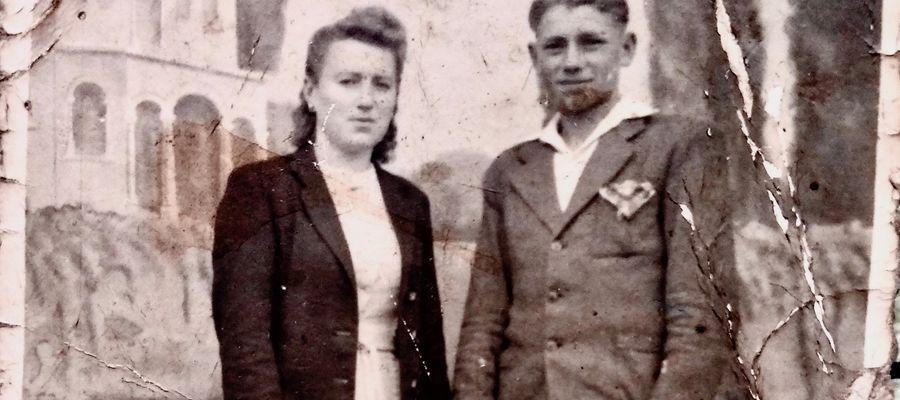 Marian Konopka - Lisy koło Stawisk, urodzony w 1910 roku.