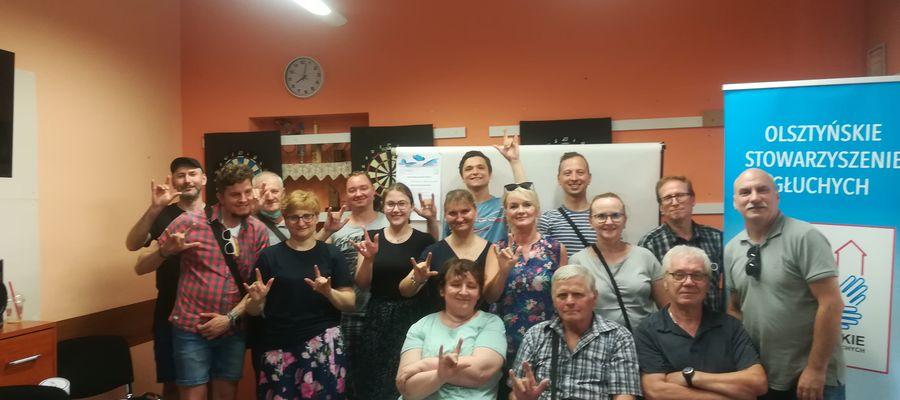 Olsztyńskie Stowarzyszenie Głuchych