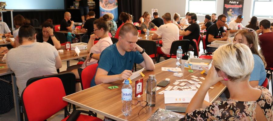Jeden z turniejów Suskiego Festiwalu Gier Planszowych