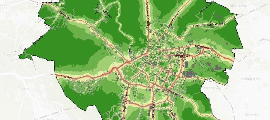 Badanie dotyczące map akustycznych [ankieta]