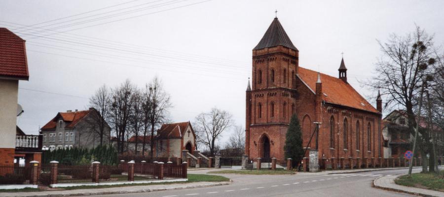 Ze strony parafii w Miłakowie usunięte homofobiczne treści