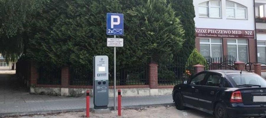Stacje do ładowania samochodów elektrycznych na Pieczewie już działają