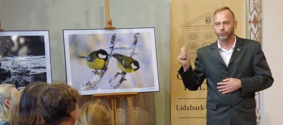 Paweł Ulaniuk opowie o zwierzętach z naszego otoczenia