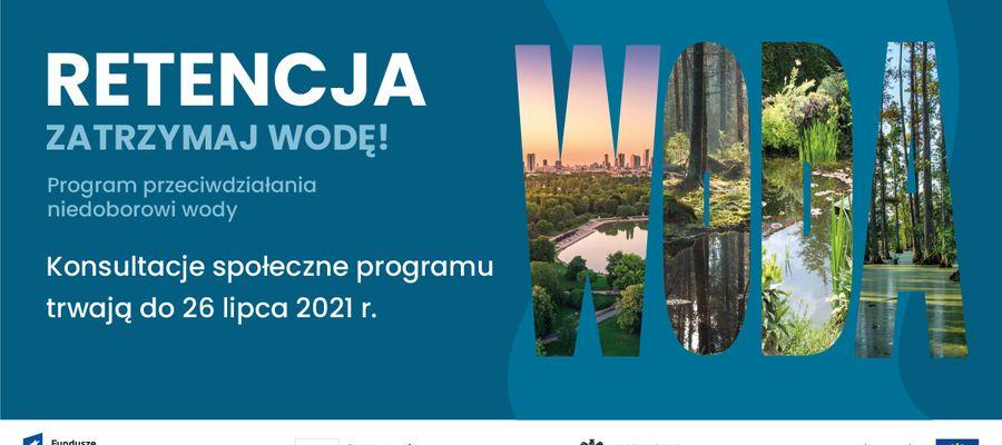 Ministerstwo Infrastruktury pracuje nad pierwszym w Polsce kompleksowym Programem przeciwdziałania niedoborowi wody (PPNW).