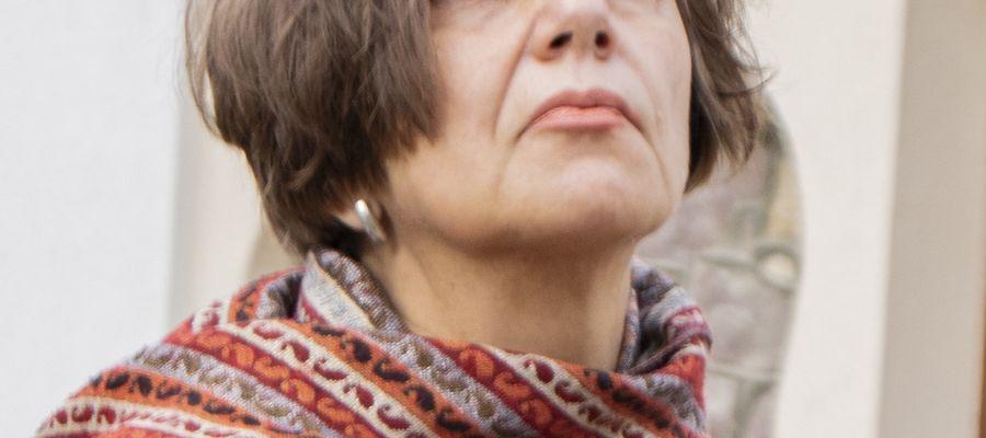 Eugenia Kononenko, publicystka, pisarka, pracownica Centrum Badań Kulturowych w Kijowie.