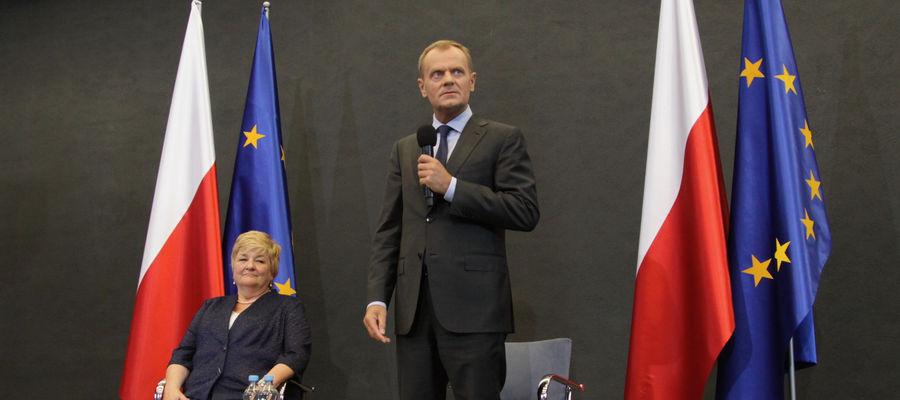 Donald Tusk został nowym szefem Platformy Obywatelskiej