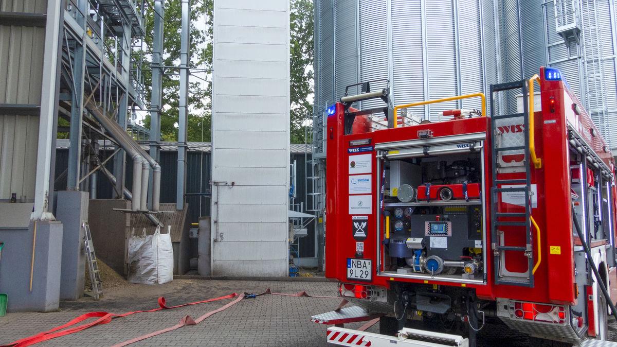 W takich sytuacjach nie stosuje się standardowych metod gaszenia