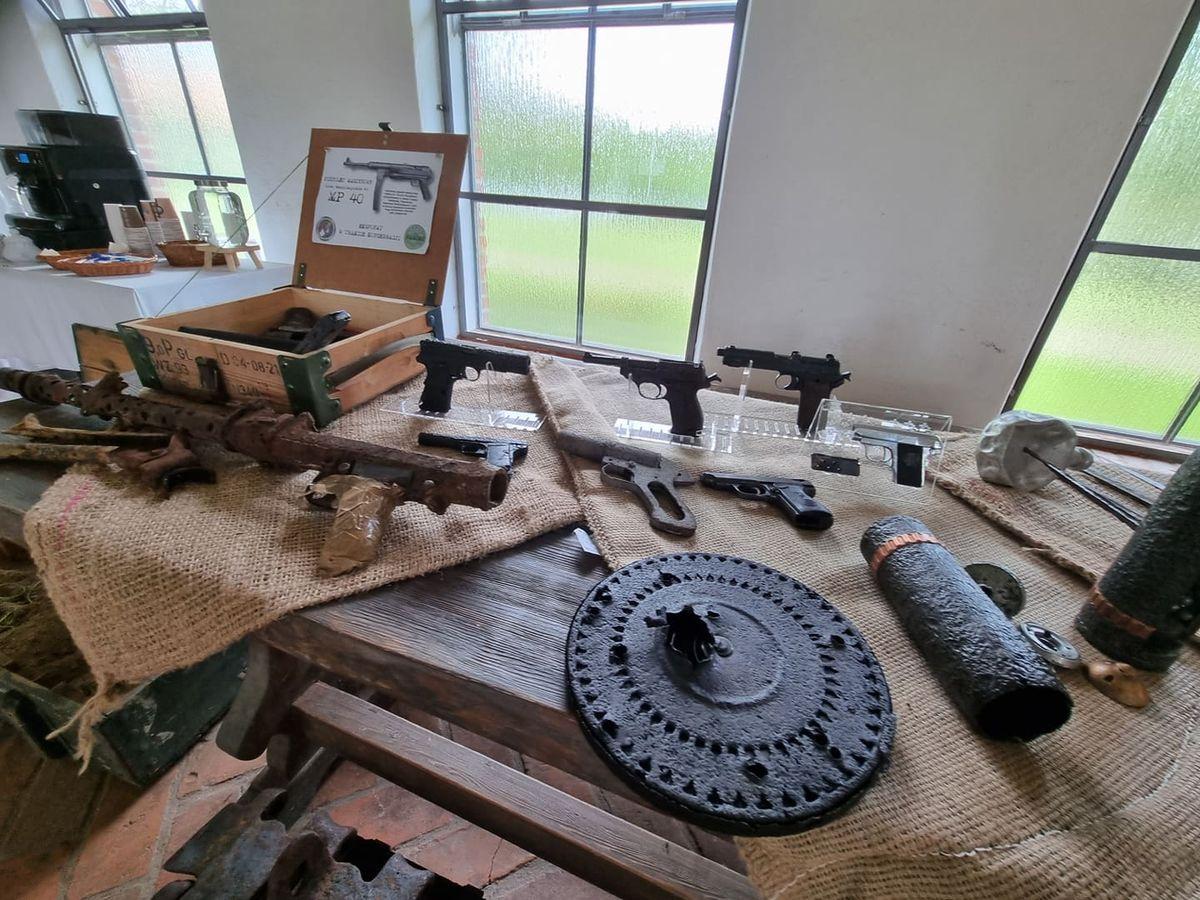 W Folwarku w Galinach można było obejrzeć historyczne eksponaty