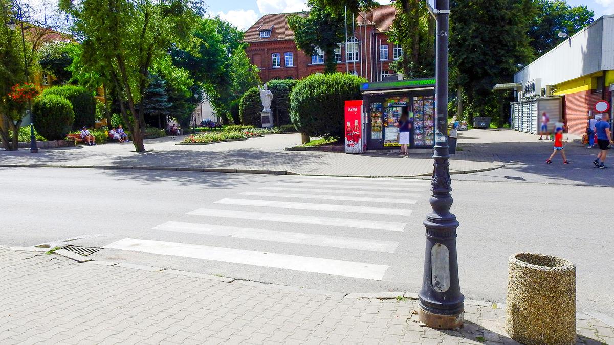 Wybrano lokalizację na drogach należących do miasta