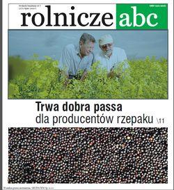 Rolnicze ABC - lipiec 2021