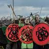 Rycerze i wojowie w Barcianach. Stoczą bój o krzyżacką strażnicę