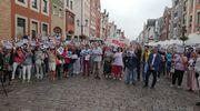Elbląg: Protest KOD w obronie wolnych mediów [ZDJĘCIA]
