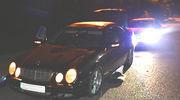 Pościg policyjny za agresywnym kierowcą. Mężczyzna był pod działaniem amfetaminy i wiózł narkotyki