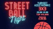 MOSiR zaprasza: streetball night w piątek