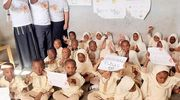 Dzieci na Zanzibarze otrzymały pomoc od elblążan