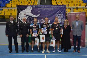 XXII Mistrzostwa województwa strażaków PSP w tenisie stołowym