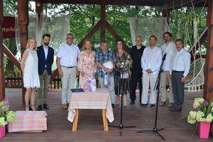 Poetyckie święto, czyli gala w Ogródku
