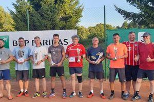 Świetna zabawa i spora dawka dobrego tenisa na lubawskich kortach