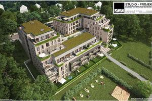 Radni Olsztyna zarekomendowali budowę apartamentowca w Parku Centralnym