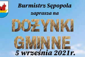 Święto Plonów w Sępopolu już w niedzielę