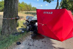 Tragedia na drodze. Kolejny śmiertelny wypadek w okolicy Działdowa