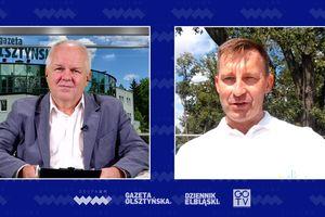 Pytajnik GO: o inwestycjach w Ełku rozmawiamy z prezydentem Tomaszem Andrukiewiczem