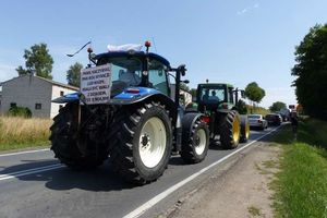 Rolnicy protestują. Zablokowana będzie DK15